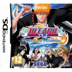BLEACH THE 3RD PHANTOM DS OYUNU SIFIR