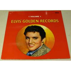 ELV�S PRESLEY - Elvis' Golden Records Volume 1
