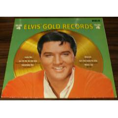ELVİS PRESLEY - Elvis' Golden Records Volume 4