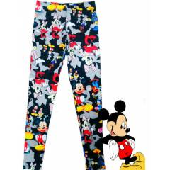 mickey mouse, japon style tayt,SML desenli tayt