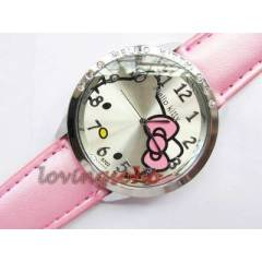 Hello kitty �ocuk veya gen� saati