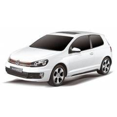 Uzaktan kumandali araba golf gti rc model buyuk