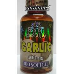 Secret Formula GARL�C ( SARIMSAK HAPI) 500 MG