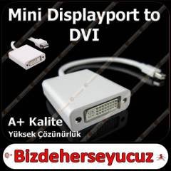 Mini Displayport to DVI Kablo Minidisplayport