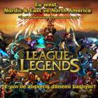Eu West & Nordic East LOL 840 RP Kodlu �r�n !