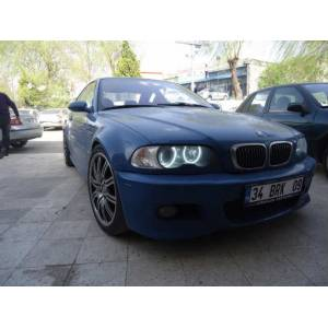 2000 2001 bmw e46 ci 131 X 4 ccfl angel beyaz