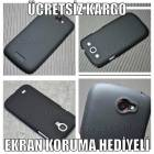 Lg Optimus G2 RUBBER KILIF CASE +EKRAN KORUMA