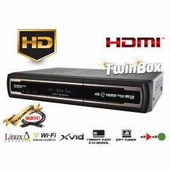 Goldmaster 1090 Twin HD PVR Uydu Al�c�s�
