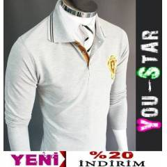 Youstar FreeStYlee BOOM Fashion Polo Yaka (NJ78)