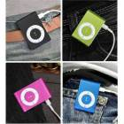 MP3 PLAYER 8GB Micro SD HAFIZA KARTI HED�YE 4RNK