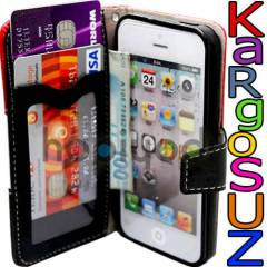 APPLE iPhone 5S C�ZDAN KILIF HERO KAPAKLI DER�