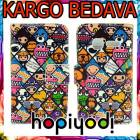 iPHONE 5C KILIF KAPAKLI B�RDY DESENL� RES�ML�