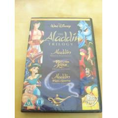 DVD The Aladdin Trilogy