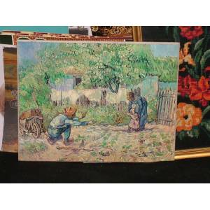 RES�M-TABLO VAN GOGH BASKI