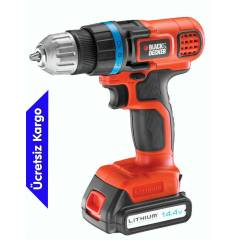 BLACKDECKER 14.4V �ARJLI MATKAP Li-on- EGBL14K