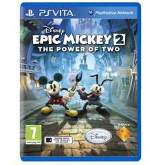 Sony Disney Epic Mickey 2 PS Vita Oyun - SIFIR