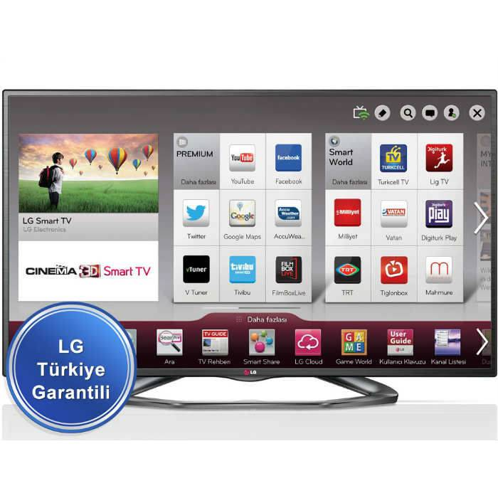 LG 42LA620S DVB-S 3D FHD SMART LED LCD TV