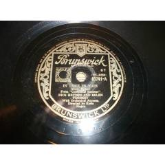 ALL THROUGGH THE DAY DICK HAYMES TA� PLAK K6