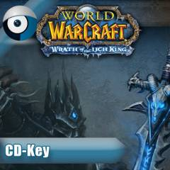 World of Warcraft Wrath Of The Lich King CD Key