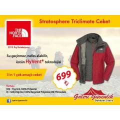 THE NORTH FACE Stratosphere Triclimate Ceket Orj