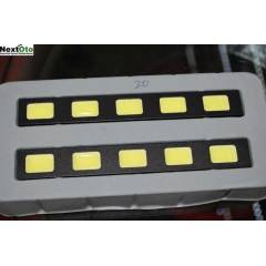 5 SOF LEDL� G�ND�Z FARI DRL SUPER LED NO20