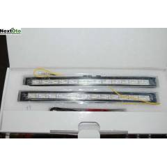 12 LEDL� G�ND�Z FARI DRL LED + S�NYALL� NO11