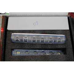 6 LEDL� G�ND�Z FARI DRL LED NO03