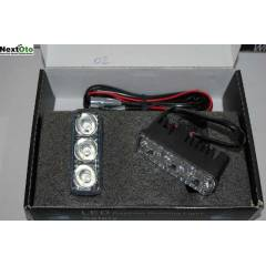 SUPER 3 LEDL� G�ND�Z FARI DRL LED NO02