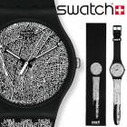 Swatch SUOZ136 Recognize Me TTR Uni Kol Saati