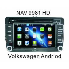 NAVIMEX VW ANDRIOD - NAV 9981 HD