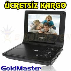 Goldmaster Ta��n�r Dvd Player PD-760 Oynat�c�