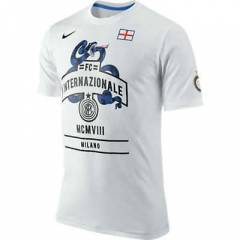 Nike iNTER MILANO GRAPHiC TSHiRT WHITE (XL)
