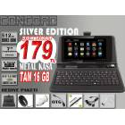 TABLET PC CONCORD S�LVER EDITION 16 GB HAFIZA
