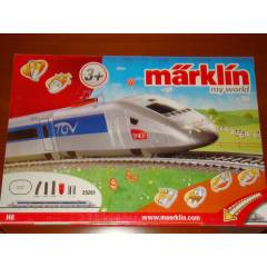 Marklin My World HO 29201 TGV Ba�lang�� Seti