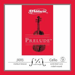 D'Addario J1013 4/4 Prelude Cello Single G Mediu