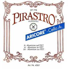 Pirastro Aricore Cello Strings A (La) - Tek Tel