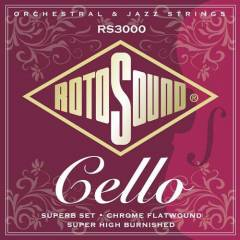 Rotosound RS3000 Cello Strings Tak�m Tel