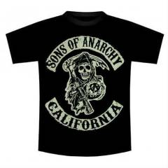 SONS OF ANARCHY     T���RT  -�cretsiz kargo