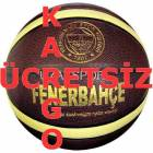 Fenerbah�e Gold 7 No Basketbol Topu TARAFTAR 6GZ