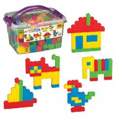 E�itici Smart Blocks Box Lego Bloklar� 160 Par�a
