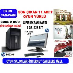 HP OYUN CANAVARI FULL S�STEM+17 LCD FIRSAT �R�N�