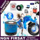BLUETOOTH HOPARLOR SPEAKER HD SES BOMBASI YEN�