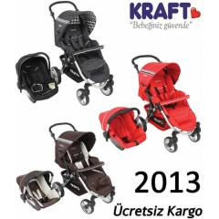 Kraft Nova Travel Sistem bebek arabas� 2013 YEN�