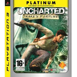 UNCHARTED 1 DRAKES FORTUNE PS3 HD PAL SIFIR