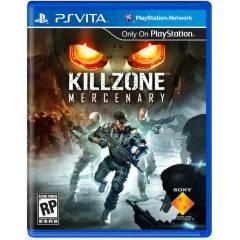 K�LLZONE Mercenary PS V�TA