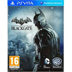 Batman Arkham Origins Blackgate PS V�TA