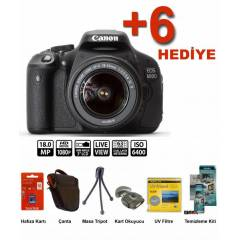 Canon EOS 600D 18-55mm IS II K�T Lens 18MP