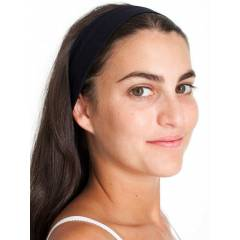 AMERICAN APPAREL Cotton Spandex Headband Black