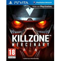 Killzone Mercenary Ps Vita PAL SIFIR KUTUSUNDA