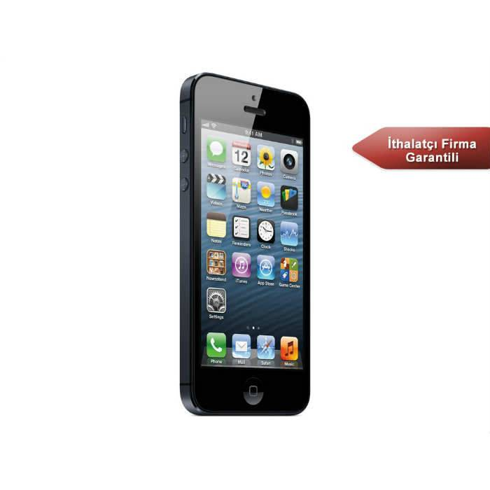 APPLE IPHONE 5 - 16 GB S�YAH AKILLI TELEFON
